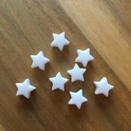 Small star - white