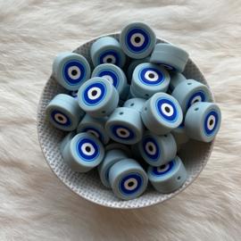 nazar oog kraal - oud blauw