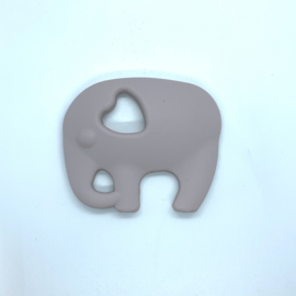 Olifant - rosy brown