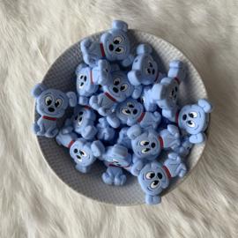Hondjes kraal - zacht blauw 2