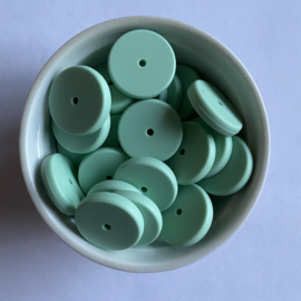 Coin bead 25mm - mint