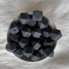 Hexagon - anthracite