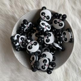 Panda kraal - grijs