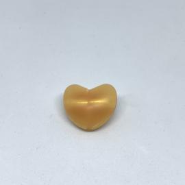 Hartje - parelmoer goud