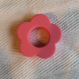 Bloemen hanger - koraal roze