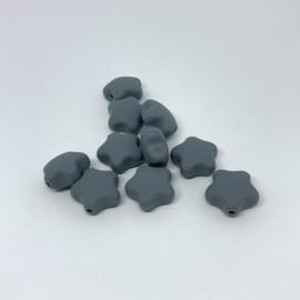 Sterretje S - donker grijs
