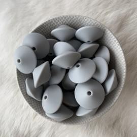 Discus 25mm - ijs grijs
