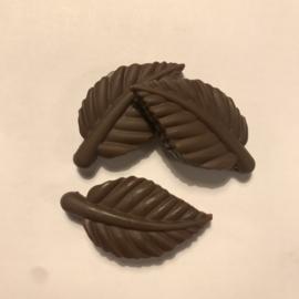 Blad kraal - bruin