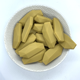 Salix blad - oker bruin