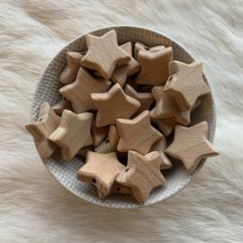 Houten kraal - ster