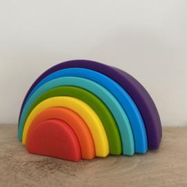 Over The Rainbow stapel regenboog - bright