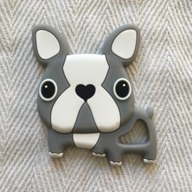Bulldog - donker grijs