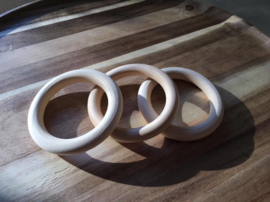 Wooden ring 70mm