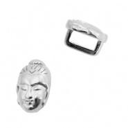 Schuiver - buddha zilver