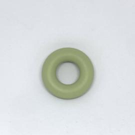Donut ring - lint