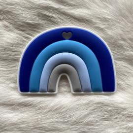 Regenboogje bijtfiguur - blauw