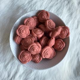 Kleine bloem -  clay