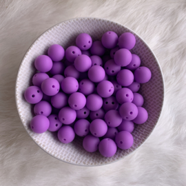 Safety bead 12mm - purple