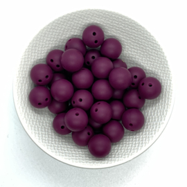 Safety bead 15mm - winered