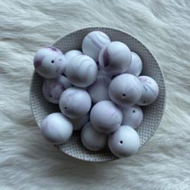 22mm - marble antique purple