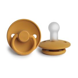 FRIGG speentje maat 1 - honey gold