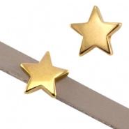 Schuiver - ster goud