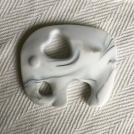 Elephant - marble