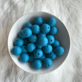 Safety bead 15mm - dark cyan