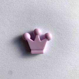 Kroontje kraal - lavendel