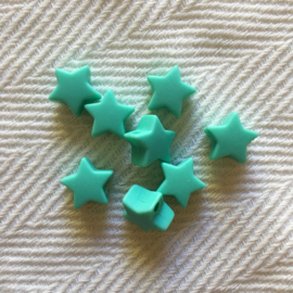 Small star - light turquoise