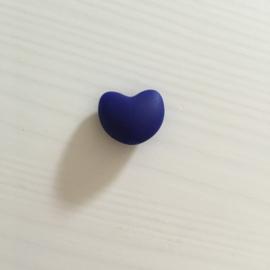 Heart - navy