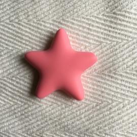 Ster rond - koraal roze