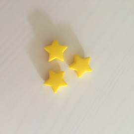 Small star - yellow