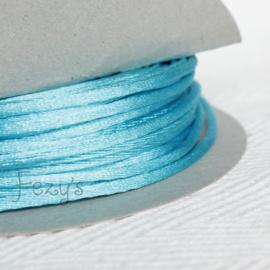 Satincord - blue
