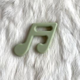 Muzieknoot - lint