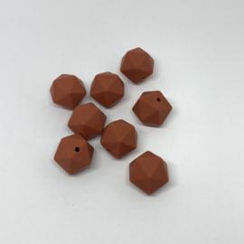 Icosahedron 17mm  - Herfst