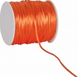 Satincord - orange