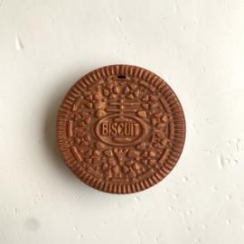 Cookie - parelmoer brons