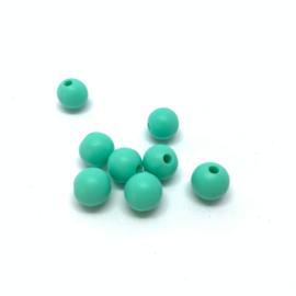 9mm - light turquoise