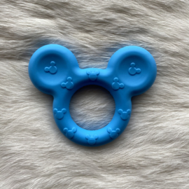 Mickey mouse ring - hemels blauw