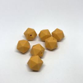 Icosahedron 17mm - mango