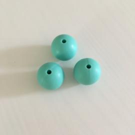 15mm - light turquoise