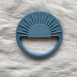 Sunshine teether - winter blue