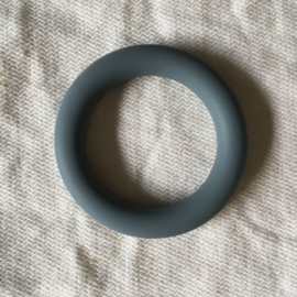 Silicone ring - dark grey
