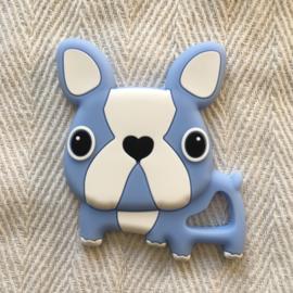 Bulldog - licht blauw