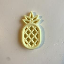 Ananas - crème geel