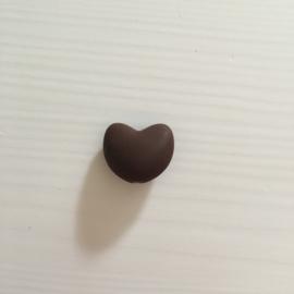 Heart - brown