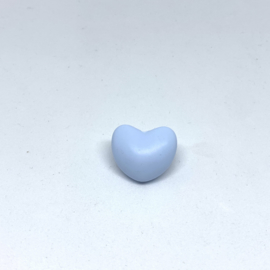 Hartje - zacht blauw