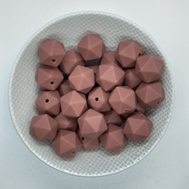Kleine icosahedron - mahogany