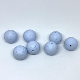 19mm - zacht blauw dalmatier